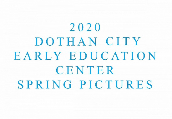 Dothan Early Education Center Spring Pictures